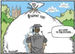 Student debt speech