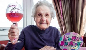 She is 102 and she drinks Wine and Smokes at Least 20 Cigarettes Every Day…This is the Secret
