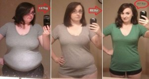 SHE LOST 60 KILOGRAMS IN 10 MONTHS, AND CHANGED ONLY ONE THING IN HER DIET