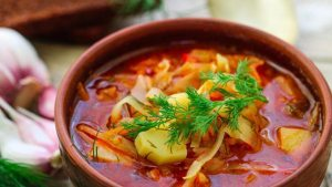 This Delicious Fat-Burning Soup will Help You to Lose Weight in 7 Days!