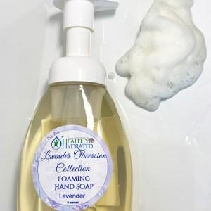 Lavender Foaming Soap