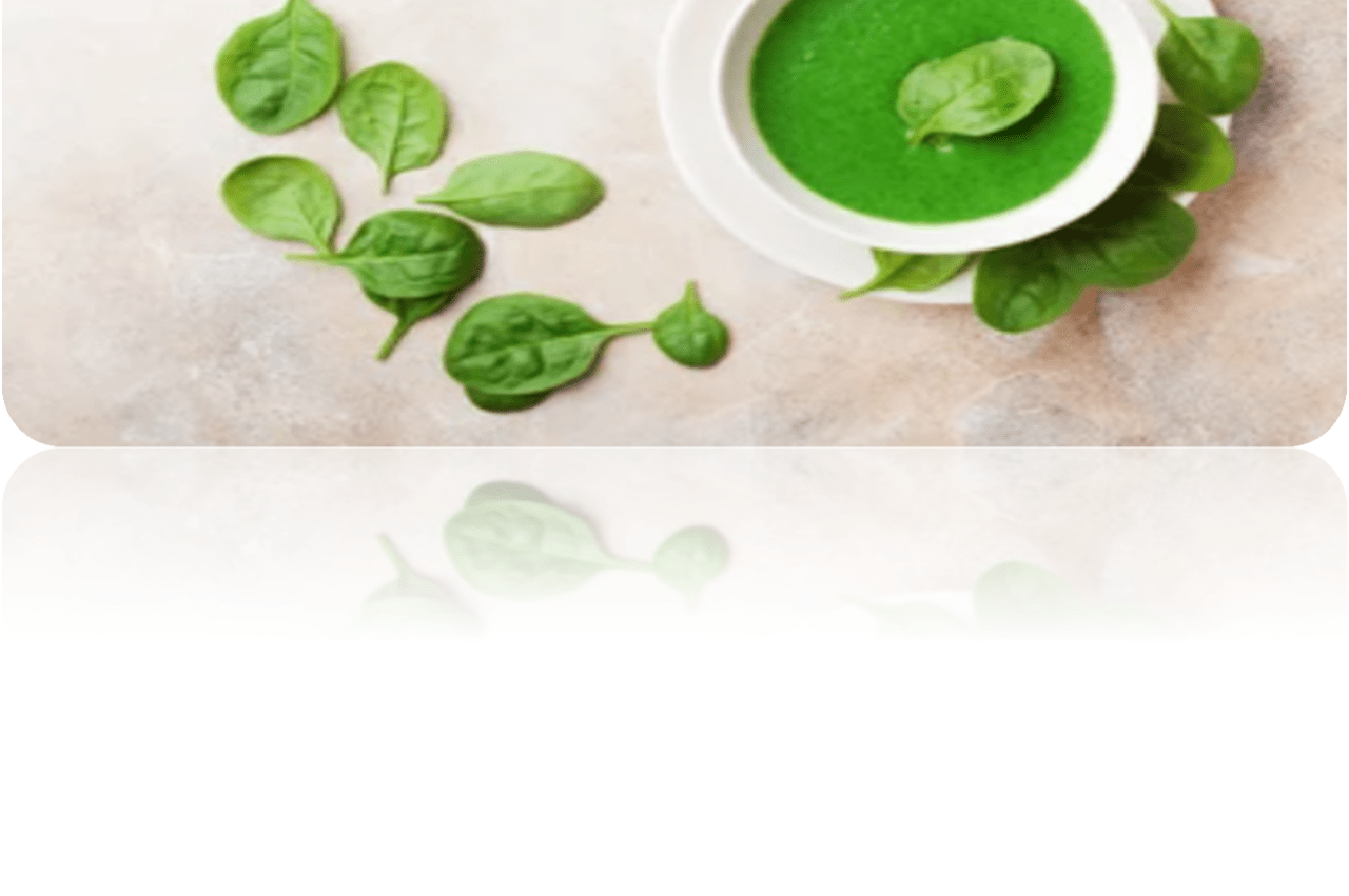 BABY SPINACH PUREE