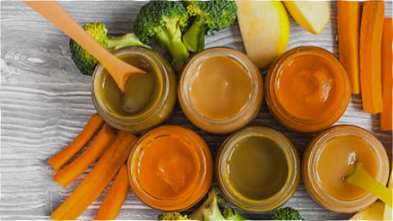 The Difference Between Stage-1 and 2 Baby Food