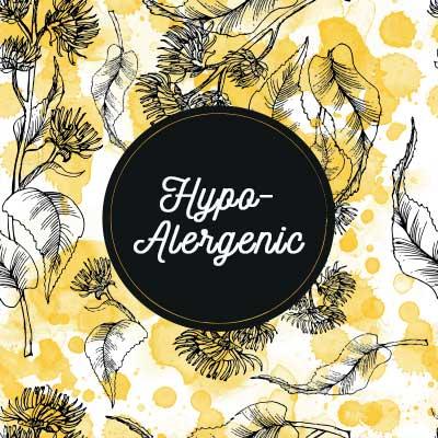 Hypo-allergenic
