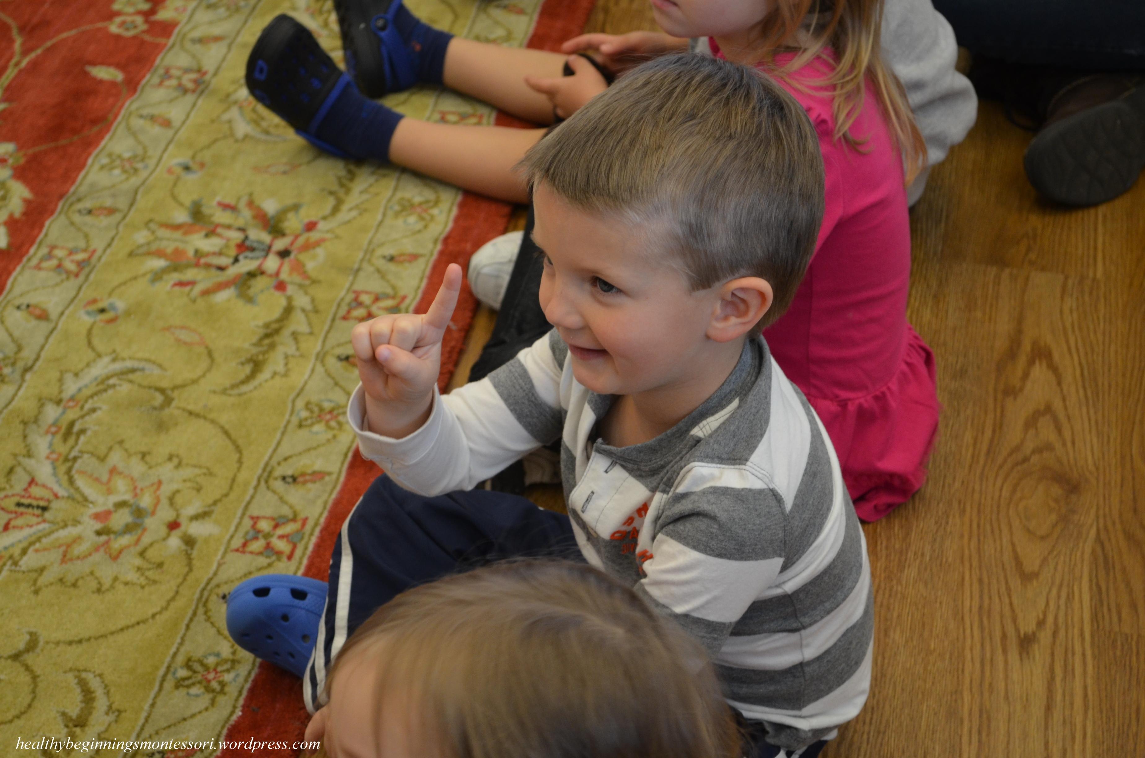 Healthy Beginnings Montessori