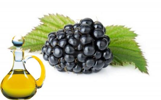 BlackBerry Seed Oil