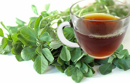 Fenugreek Tea