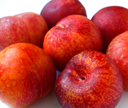 Pluot Fruit