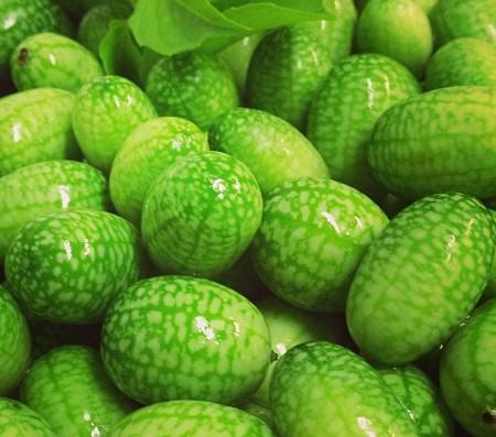 Cucamelon Fruit