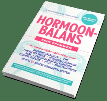boek hormoonbalans voor vrouwen hormonen PCOS acne overgang menstruatie