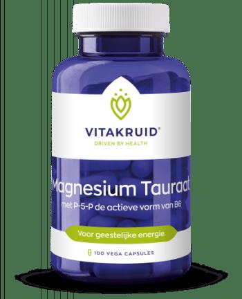 magnesium tauraat slaap gemoedstoestand geheugen concentratie