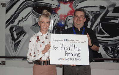"Healthy Brains ""Lunch & Learn"" Education Event – February 22, 2017"