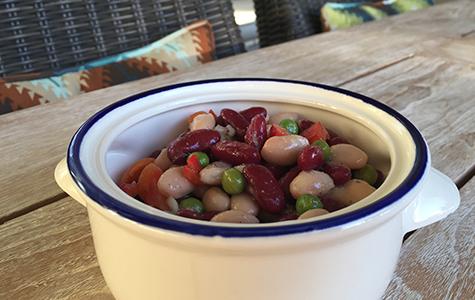 3-Bean Summer Salad