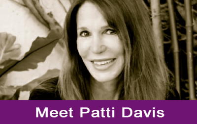 Meet Patti Davis – Nov 28