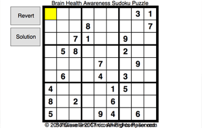 Sudoku Puzzle 5