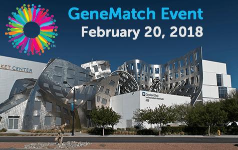 GeneMatch Event - February 20, 1018