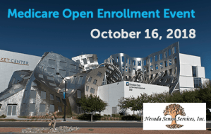 One Stop Access – Medicare Open Enrollment Event! OCTOBER 16 @ 3:00 PM - 7:00 PM