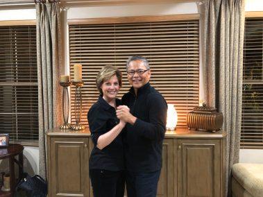 Doing it Right Spotlight: Physical Exercise Oscar & Lynn Ortega