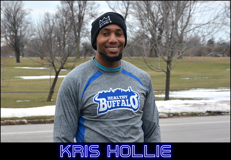 Kris Hollie Healthy Buffalo 750 Border