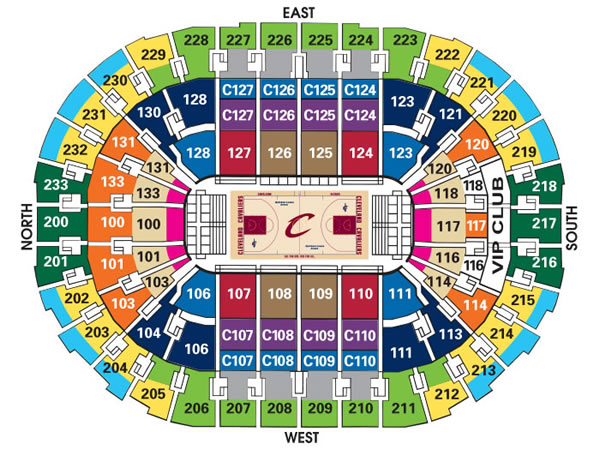 quicken-loans-arena-seating-chart
