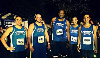 Healthy Buffalo Running Team