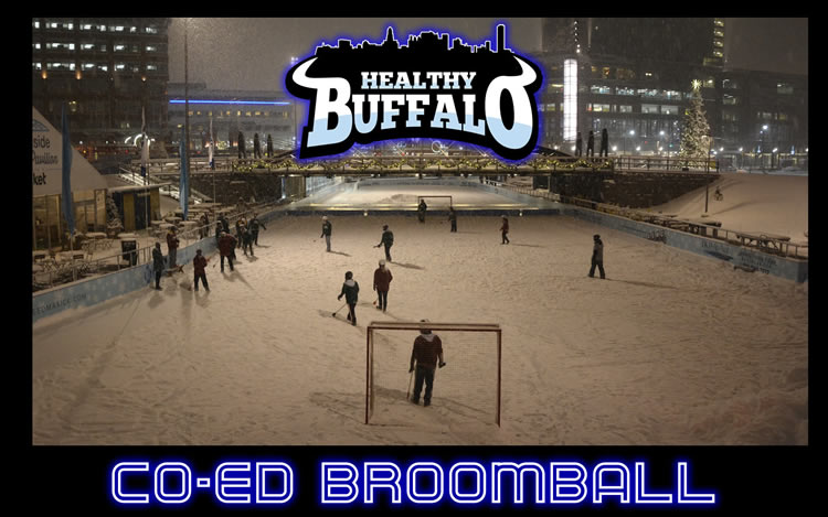 Co Ed Broomball