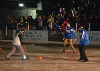 Healthy Buffalo Broomball 6