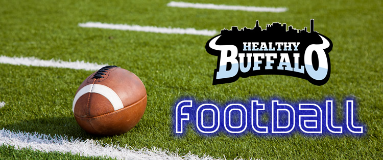 Healthy Buffalo Football