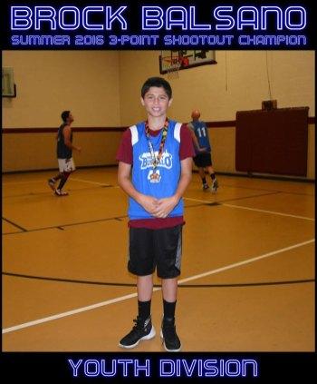 Brock Balsano Youth Champ