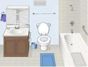 how effective is your bathroom exhaust fan