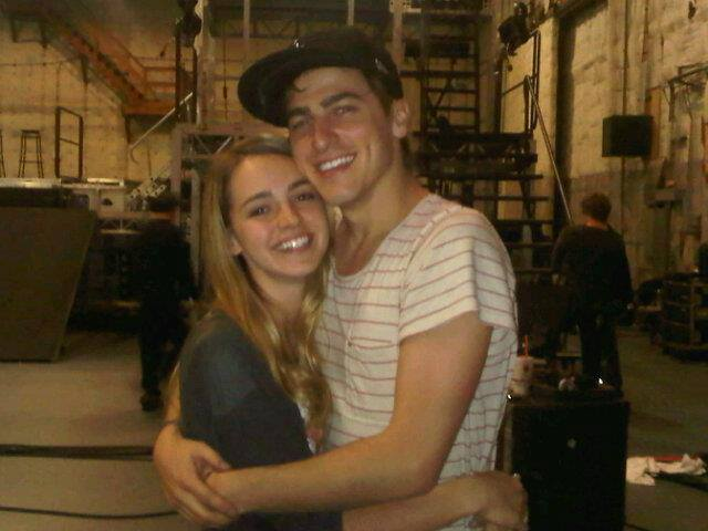 Big Time Rush Logan Girlfriend
