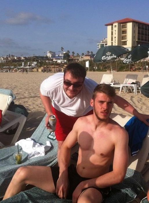 David De Gea Height Weight Body Statistics Healthy Celeb