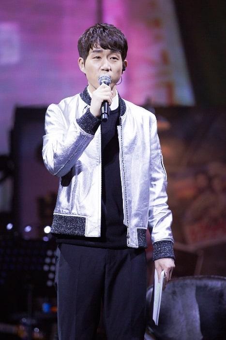 Choi Sung-won as seen during an event
