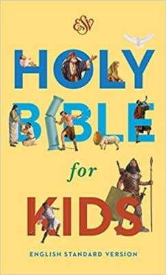 Bible for kids cover - English Standard Version