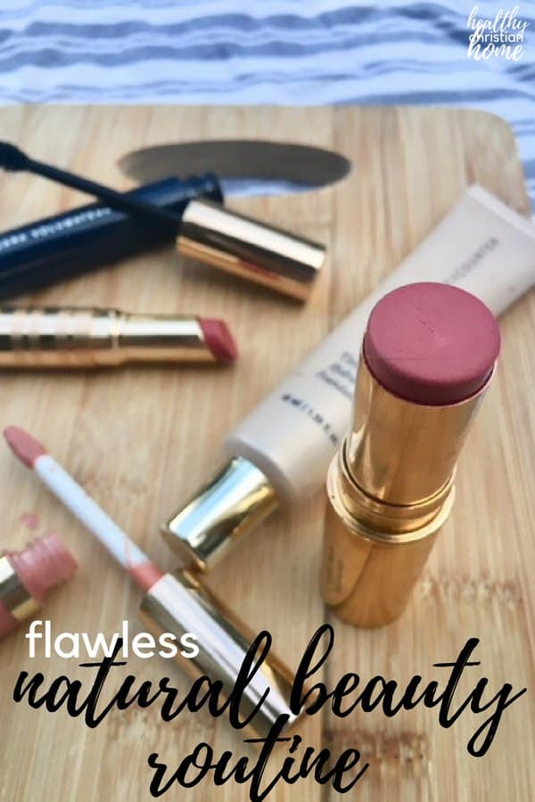 The perfect everyday natural makeup routine with safe products that promote healthier skin and a radiant glow. These beauty finds are clean, safe + work beautifully.