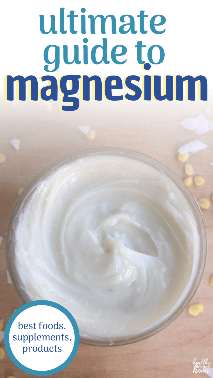 Many people have magnesium deficiency and don't even know it! Learn about the best foods and supplements to increase magnesium levels naturally. #magnesium #magnesiumbenefits #magnesiumdeficiency #magnesiumsupplement #magnesiumrecipes #naturalliving #healthandwellness