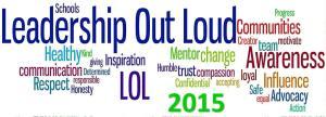 leadership out loud wordle