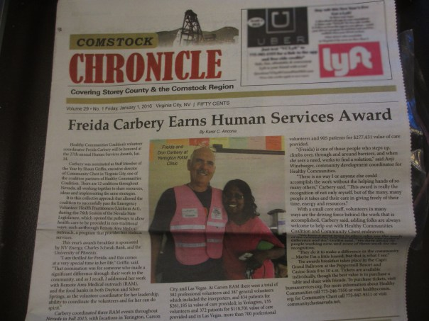 freida award in chron.jpg