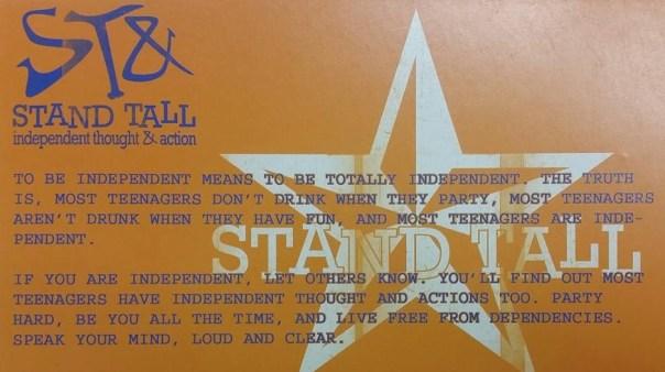 stand-tall-description