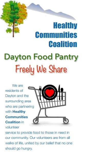 new dayton pantry sign