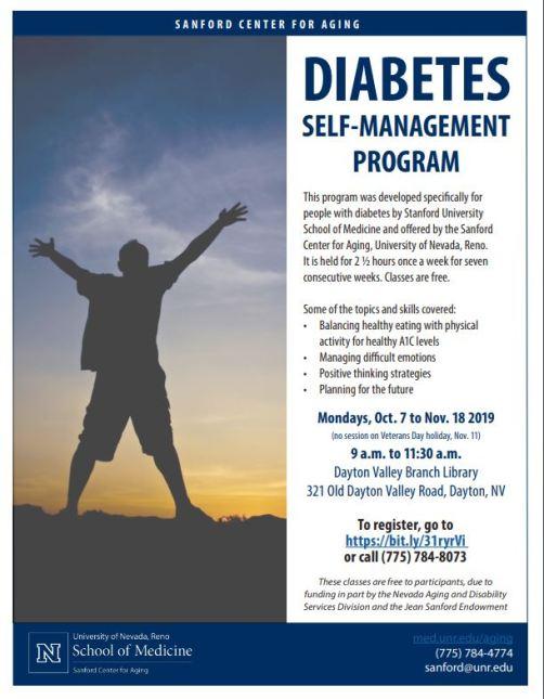 dayton diabetes class 2019