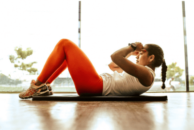 Best exercise to lose belly fat for men
