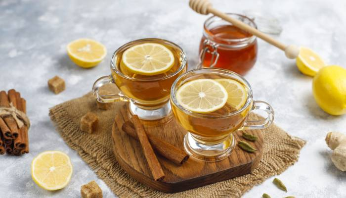Honey And Lemon Water For Weight Loss
