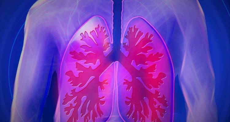 Shortness of breath after quitting smoking