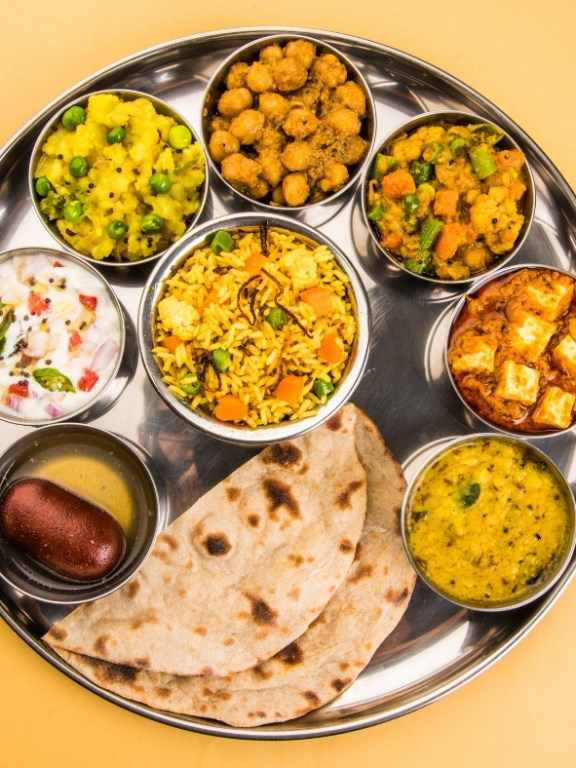 Take Fresh Ingredients in Indian Diet for Weight Loss