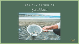 what are the health risks of microplastics in food