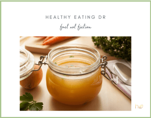 bone broth benefits made from bone marrow