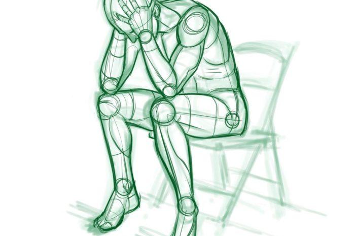 10 Signs Of Depression In Men