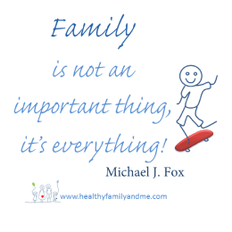Michael J Fox confirmed that family is not an important thing, but that it is everything! be an awesome parent made easy with these 7 super simple strategies. #awesomeparent