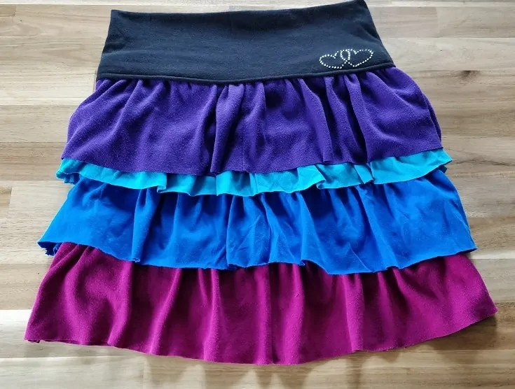 Spoil my daughter skirt